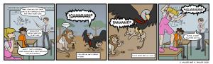 Animal Child Services Comic Update