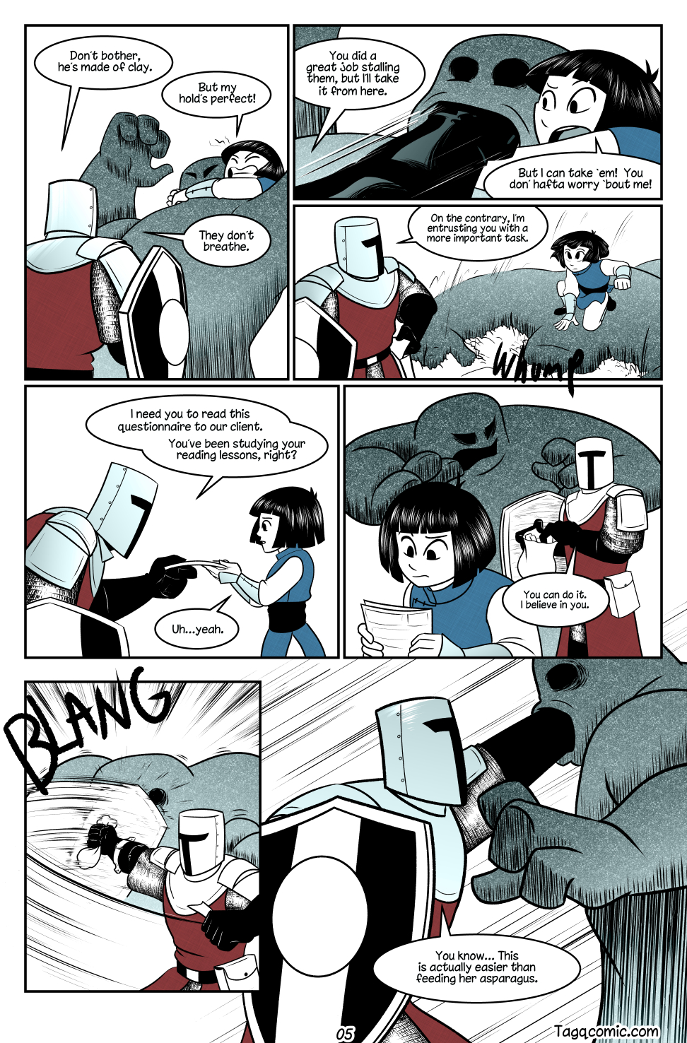 Big Trouble in Little Towns Pg.5