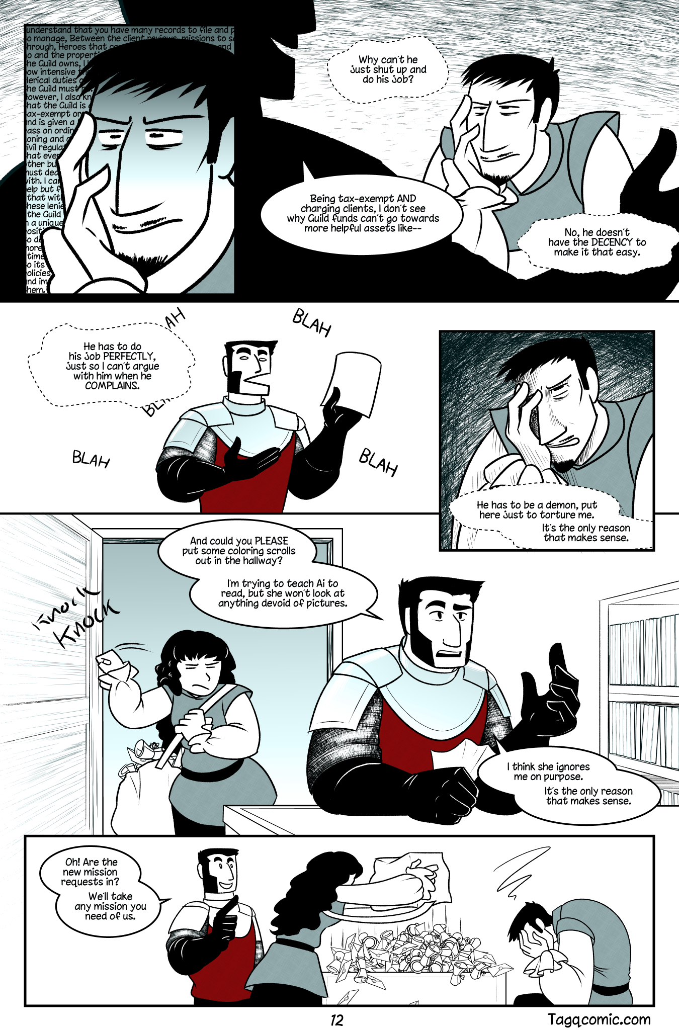 Big Trouble in Little Towns Pg.12