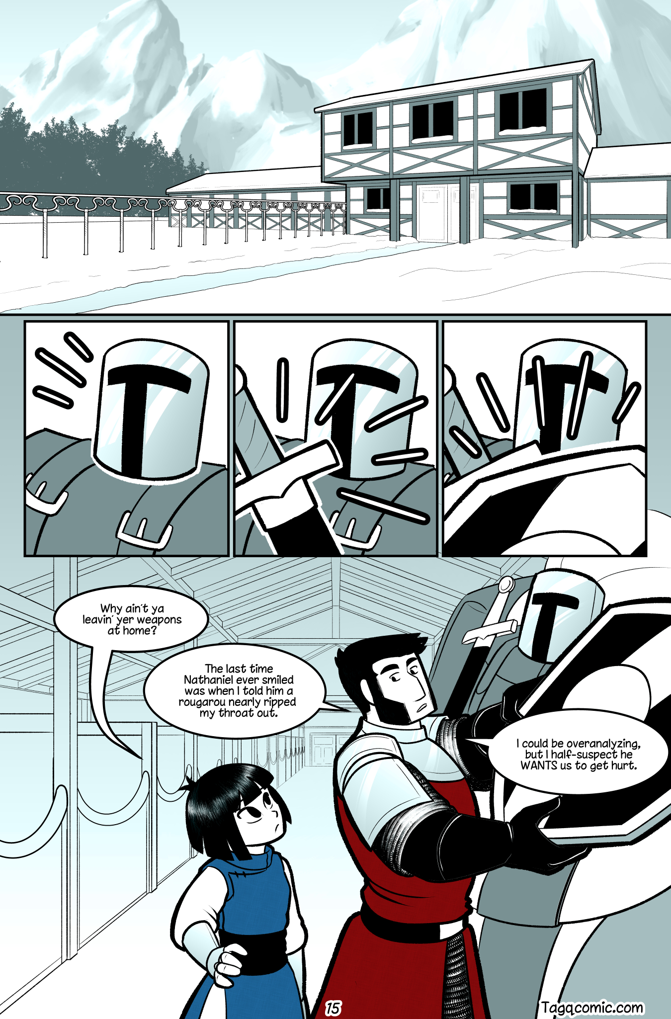 Big Trouble in Little Towns Pg.15
