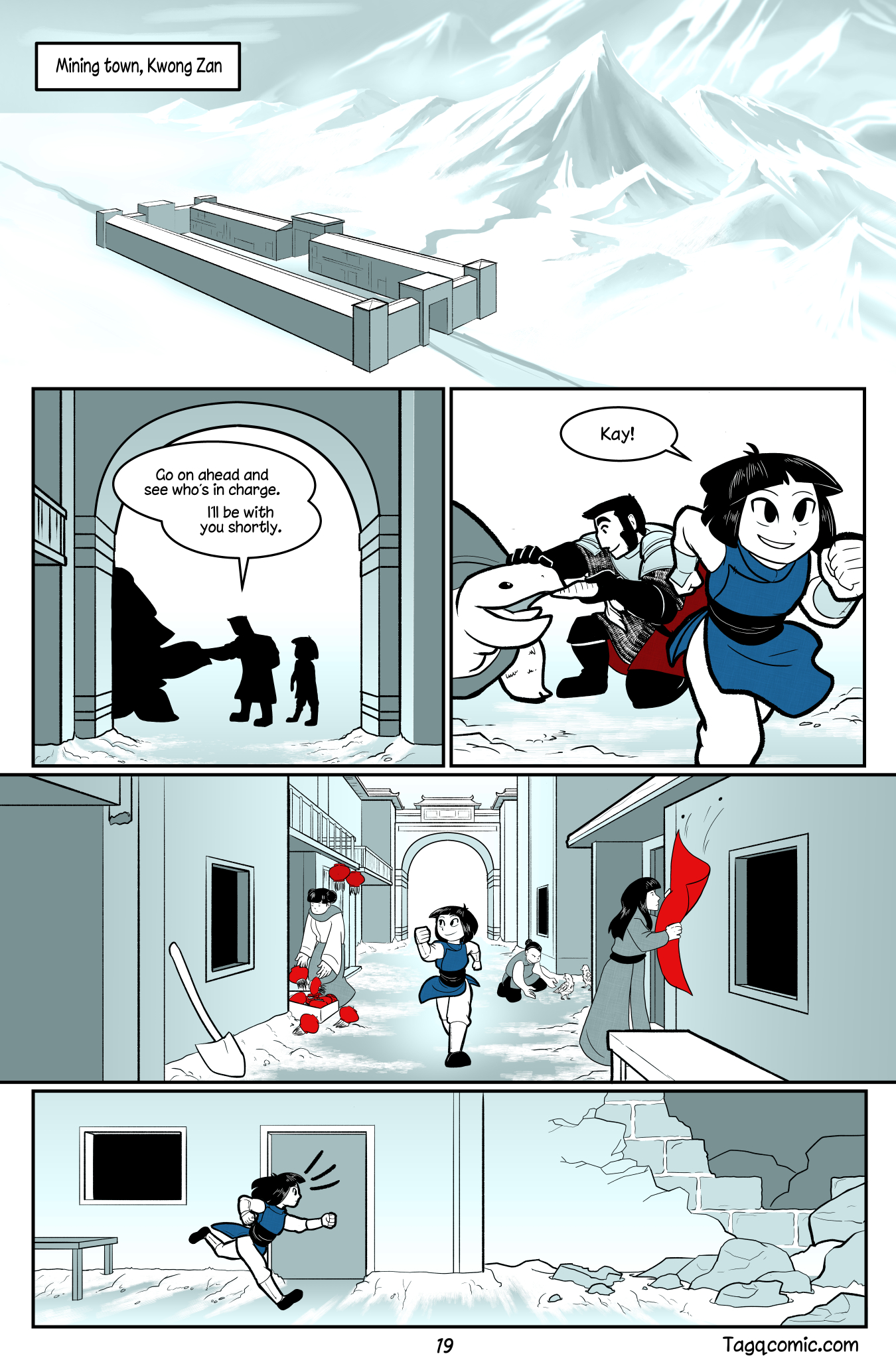 Big Trouble in Little Towns Pg.19