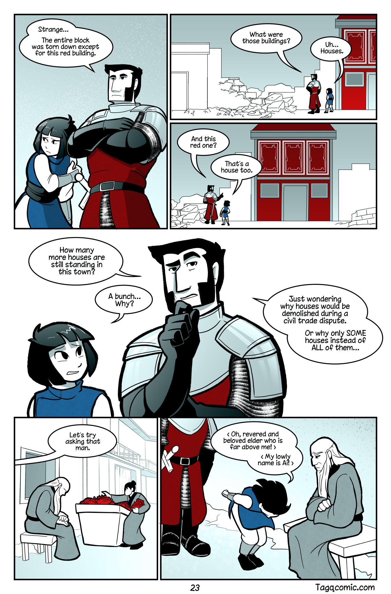 Big Trouble in Little Towns Pg.23