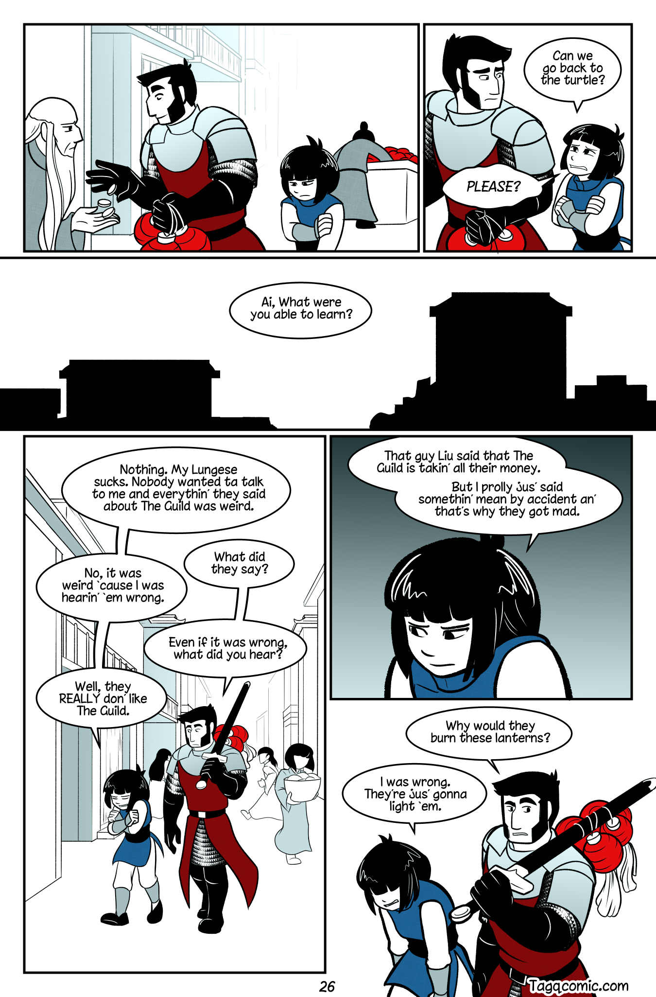 Big Trouble in Little Towns Pg.26