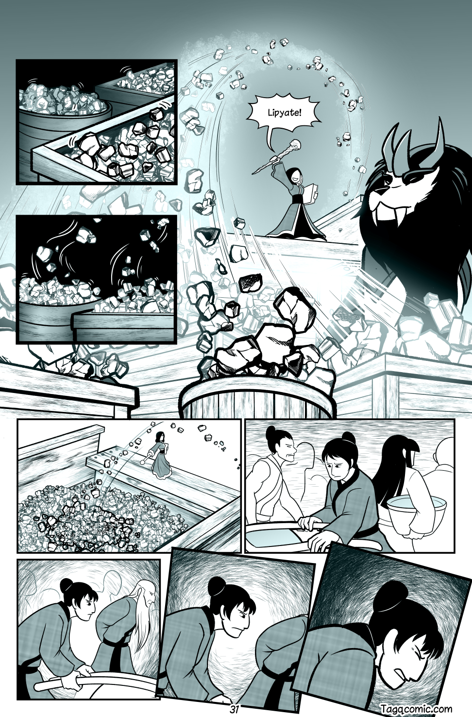 Big Trouble in Little Towns Pg.31