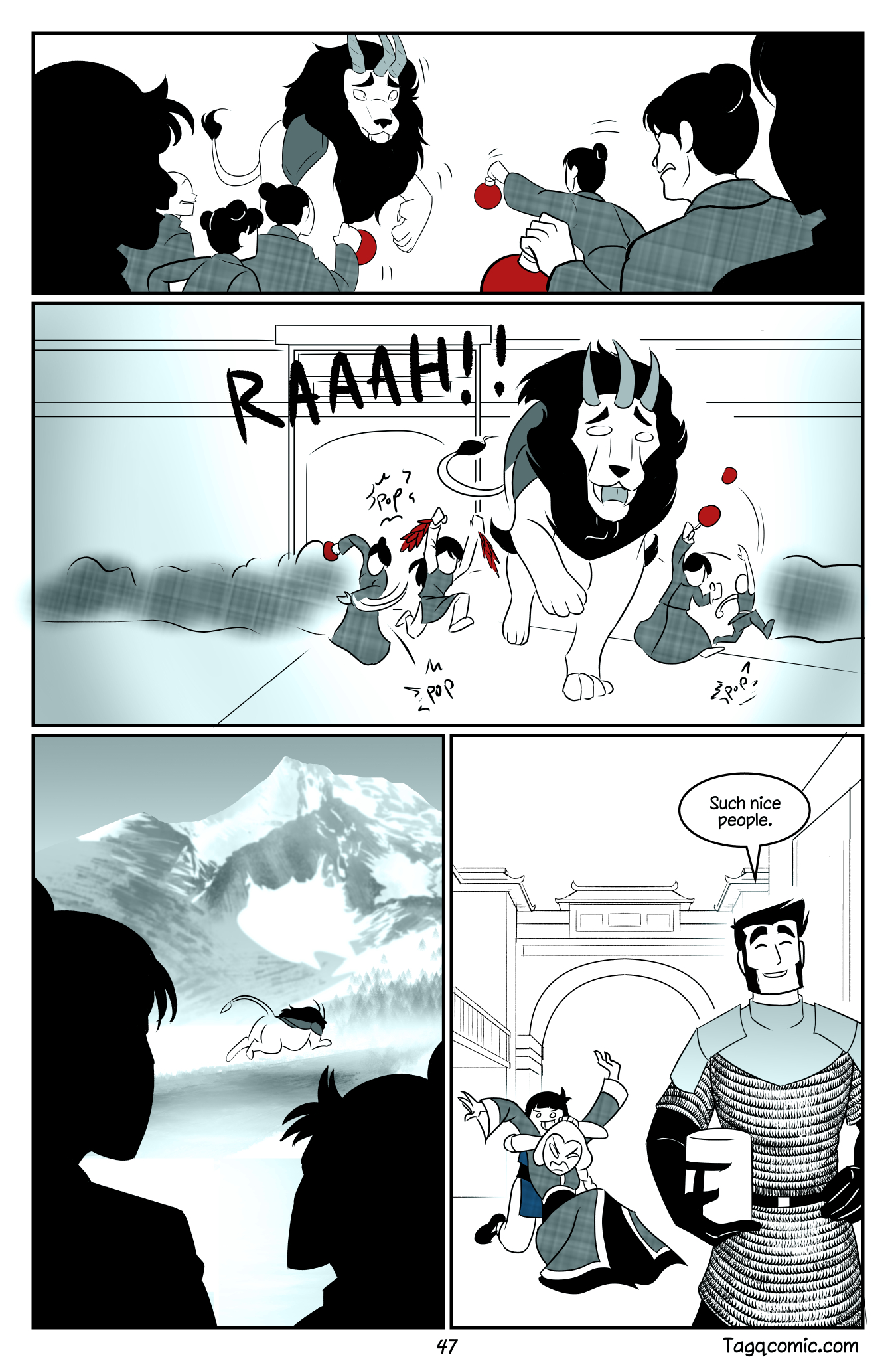 Big Trouble in Little Towns Pg.47